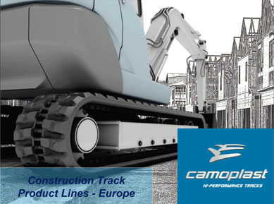 Camoplast product lines